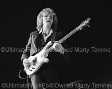 CHRIS SQUIRE PHOTO YES 1978 Concert Photo by Marty Temme 1 Rickenbacker Bass