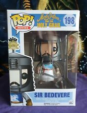 Movies Funko Pop - Sir Bedevere - Monty Python and the Holy Grail - 198 Vaulted
