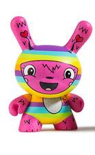 kidrobot The Bots Scared Silly Dunny Vinyl Mini Figure The Littlest Lovebug -NEW
