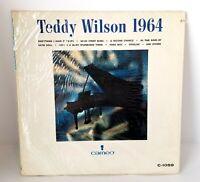 Teddy Wilson - 1964 Jazz Vinyl Mono LP -  Cameo C-1059