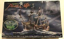 Revell Caribian Pirate Ship Model