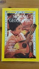 National Geographic Magazine September 1966 Philippines-Canadian Rockies-