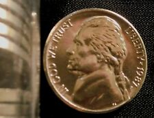 1987-P Philadelphia Mint Jefferson Nickle BU