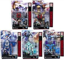 Transformers Power of the Primes Deluxe Wave 2 Set of 5 Sludge Snarl Moonracer +