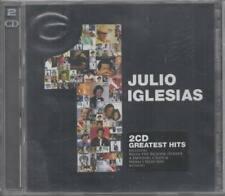 Julio Iglesias Greatest Hits 2 CD NEU Begin The Beguine Crazy When I Need You