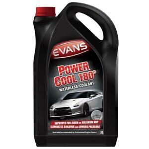 Evans Power Cool 180° (5 Liter) Kühlflüssigkeit / Kühlmittel ohne Wasser