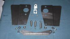 CLASSIC MINI HS 2 TWIN CARBURETTER HEAT SHIELD (  MILD STEEL )