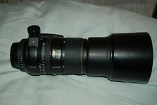 SIGMA AF 135-400mm F/4.5-5.6 D APO Lens for Nikon [Exc from Japan F/S #0930