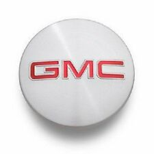 19301601 GMC Sierra 1500 Yukon XL Center Cap Brushed Aluminum 4 GM 20942000 Caps