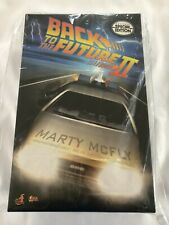 Hot Toys MMS379 1/6 Marty McFly Back to the Future II Special Edit. *MINT* RARE