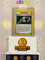 Trainer Giovanni 18/132 1st Edition LP Played Gym Challenge Rare Holo Pokemon