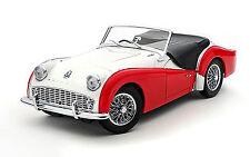 1958 Triumph Red & White Kyosho 8032