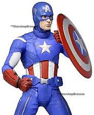 CAPTAIN AMERICA - Capitan America Avengers Movie 1/4 Action Figure Neca