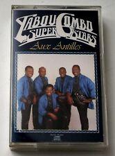 Tabou Combo Superstars / Aux Antilles cassette 1989