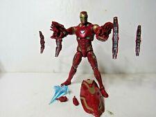 "Marvel Legends Avengers Infinity War 2 Pack Ironman Mark 50 6"" action figure"