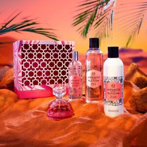 The Body Shop Japanese Cherry Blossom Premium Boxed Gift Set