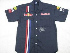 SEBASTIAN VETTEL Hand Signed Racing Shirt