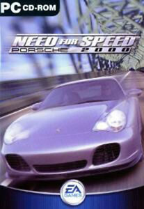 Need For Speed  Porsche 2000 (PC GAME) •SHIPPING •ALWAYS FAST •ALWAYS FREE•