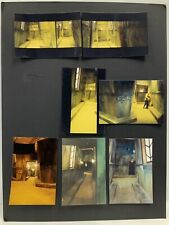 Babylon 5 Drazi Homeworld Set Design Storyboards Used During Production