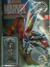 Iron Man Eaglemoss Lead Figurine Magazine #12 Marvel