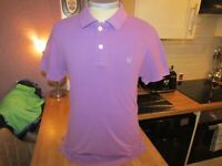 "Men's Designer Crew Clothing Co  Small Smart Polo T Shirt  - 42"" Chest"