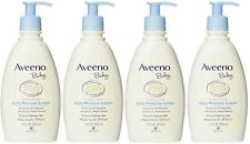4 Pack AVEENO Baby Daily Moisture Lotion Fragrance Free 12 oz Each
