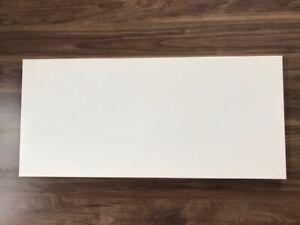 1 von 8 USM Haller Tablar in Reinweiß RAL 9010 Systemdimensionen 75 x 35 cm Neu