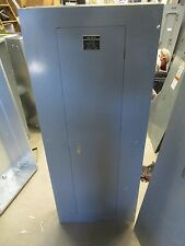 Square D Nqod 225 Amp Main Breaker 120/208 Volt 42 Circuit 3Ø Panelboard- E1980