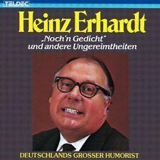 Heinz Erhardt Noch'n Gedicht und andere Ungereimtheiten [CD]