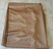 6.5  Yards Tan  Upholstery Interior Decor Drapery Fabric