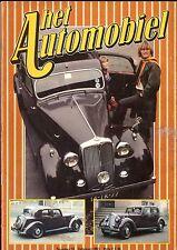1983 HET AUTOMOBIEL MAGAZIN 35 RENAULT AX POVER 1947 EERSTE FERRARI FORD