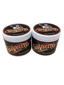 Suavecito Original Hold Pomade 4 Oz - Pack of 2