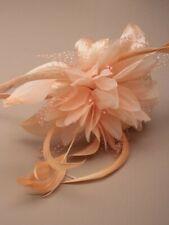 Fascinators for weddings Feather Flower Fascinator Alice Headband hats