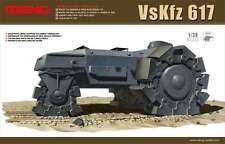 Meng Model 1/35 VsKfz 617 Minenraumer  #SS-001 #001  *New*Sealed*
