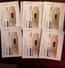 Clinique Beyond Perfecting  Foundation concealer 10 X Samples - 15ml Job Lot