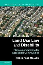 Land Use Law and Disability: Planning and Zoning for Accessible Communities (Cam