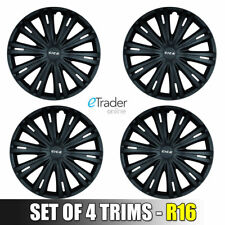 "16"" 16 Inch Vauxhall Vivaro Van Wheel Trims 