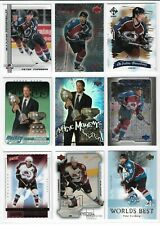 LOT OF UPPER DECK PACIFIC PETER FORSBERG INSERTS BASE UD COLORADO AVALANCHE