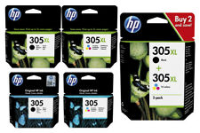 Original HP 305 / 305XL Tinte Patronen DeskJet 2710 2710 ENVY 6010 6020 Pro 6420