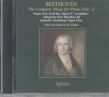 Beethoven: The Complete Music for Piano Trio - 2 CD
