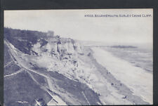 Dorset Postcard - Bournemouth: Durley Chine Cliff    RS6999