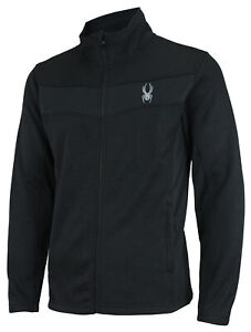 Spyder Men's Racer Full Zip Jacket, Color Options