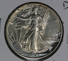 1941-D Uncirculated Walking Liberty Half Dollar!!