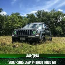 2007-2015 Jeep Patriot Halo Kit
