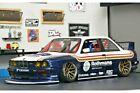 1/10 Body Shell BMW E30 M3 W/ Wide Body Kit 200mm *Clear*
