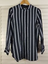 COUNTRY ROAD sz S (or 10 ) womens striped shirt top [#1547]