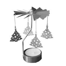 Rotating Spinning Carrousel Tea Light Candle Holder Center Wedding Decoration_GG Chritmas Tree