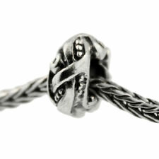 Authentic Trollbeads Sterling Silver Jugend Bead 11432