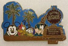 Disney Pin: DCL Disney Cruise Line Mt. Rustmore