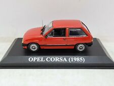 Altaya Opel Corsa Red. 1:43